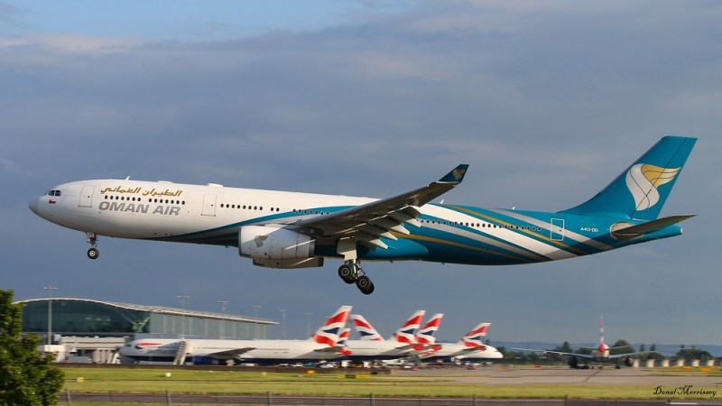 Oman Air seeks to join oneworld airline alliance group