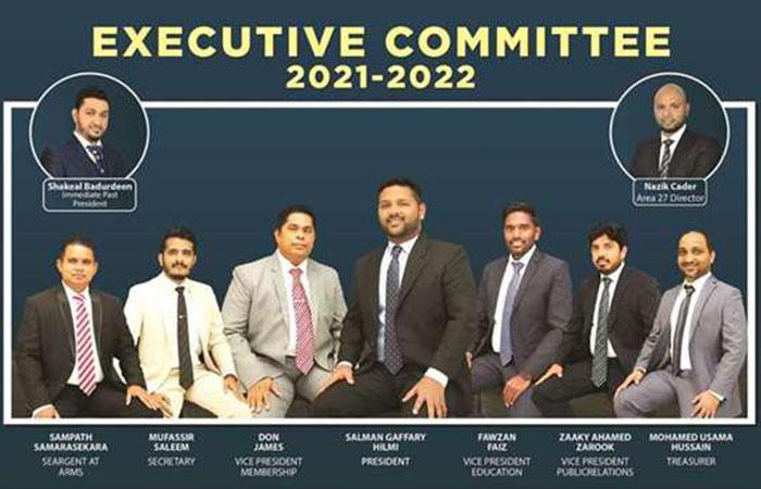 Sri Lankan Toastmasters Club-Qatar elects new executive committee
