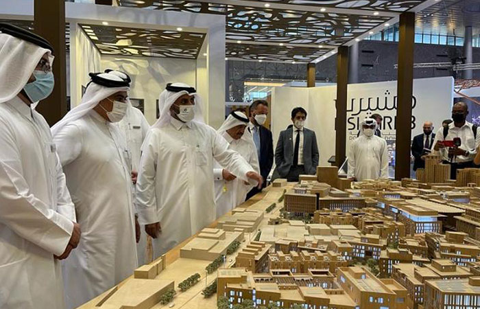 Msheireb Properties offers apartments, houses, and commercial spaces at Cityscape Qatar