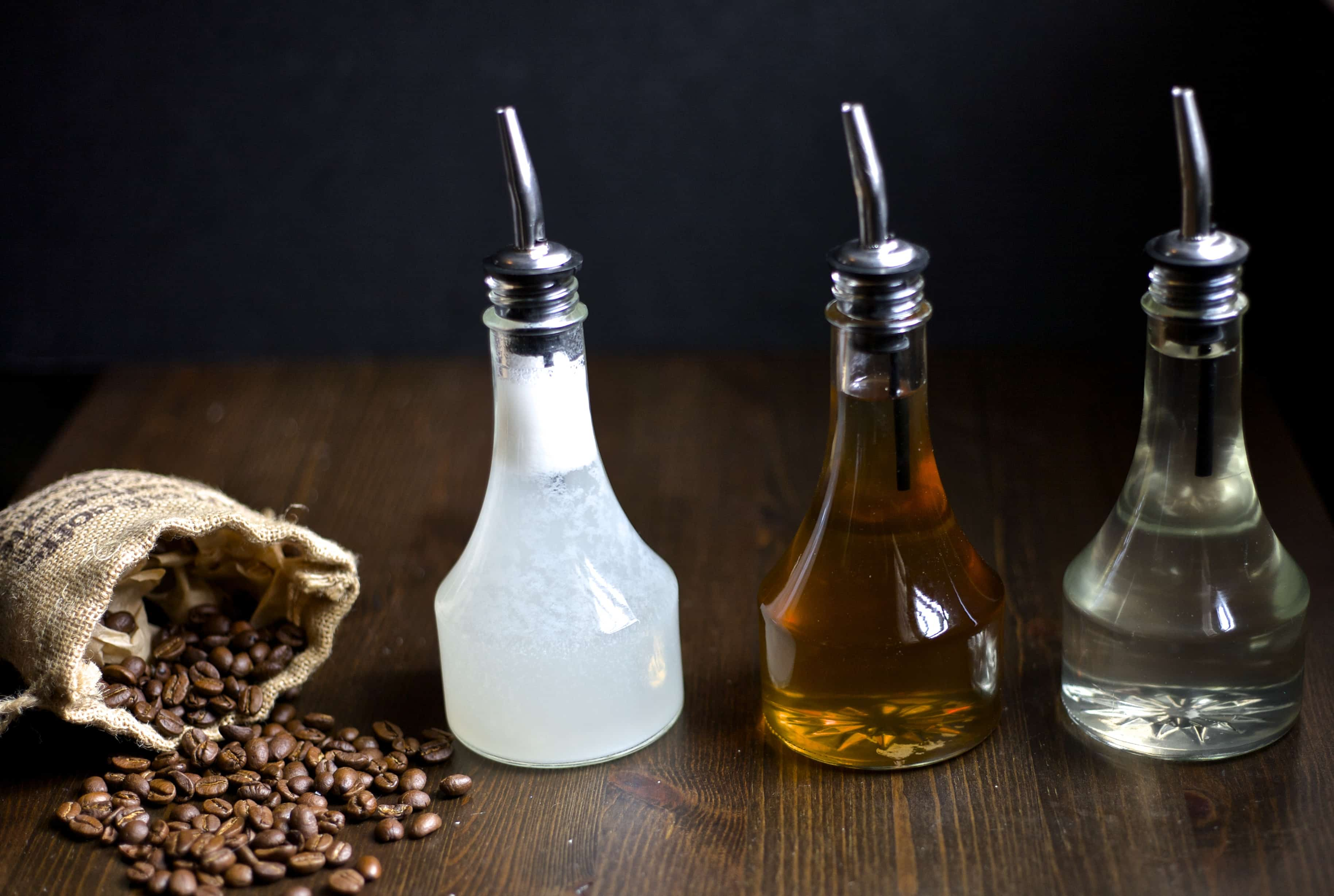 Homemade Flavored Coffee Syrups | The Domestic Dietitian