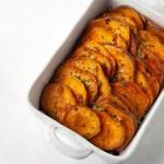 oven baked sweet potato recipe