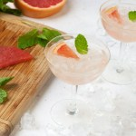 simple grapefruit sparkling water recipe