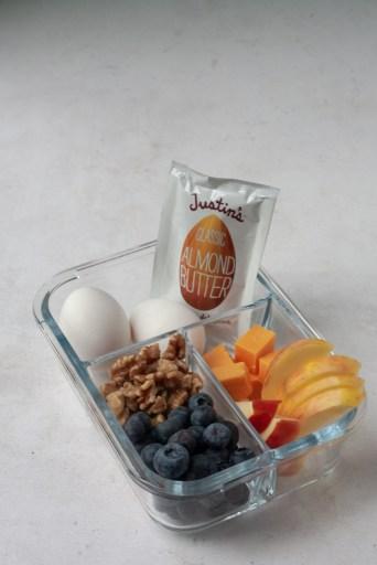 bistro style snack box