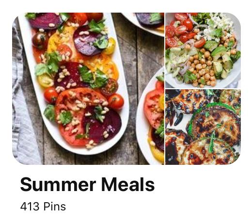 Mediterranean Diet summer meals