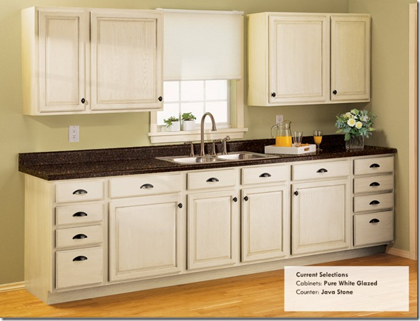 Kitchen Cabinet Color With Hardwood Floor