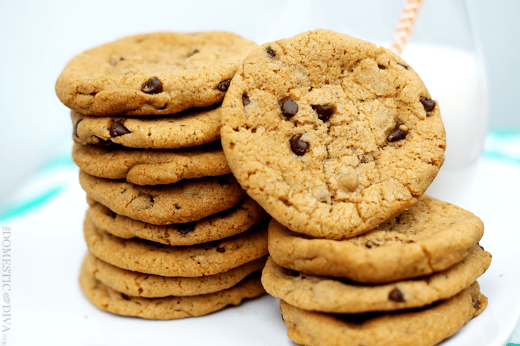 The Secret Ingredient for the Most Incredible Chocolate Chip Cookies - Recipe