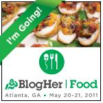 BlogHer|Food 2011