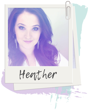 "Heather ""The Domestic Diva"" blogger"