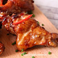 Jalan alor chicken wings