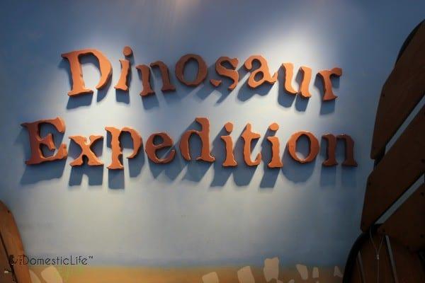 dinosaur expedition