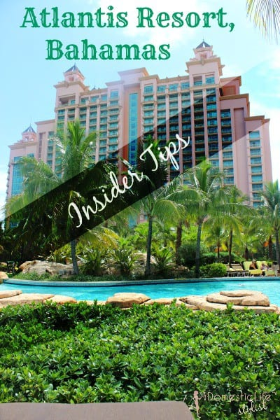 Atlantis Resort At Paradise Island Bahamas Suits