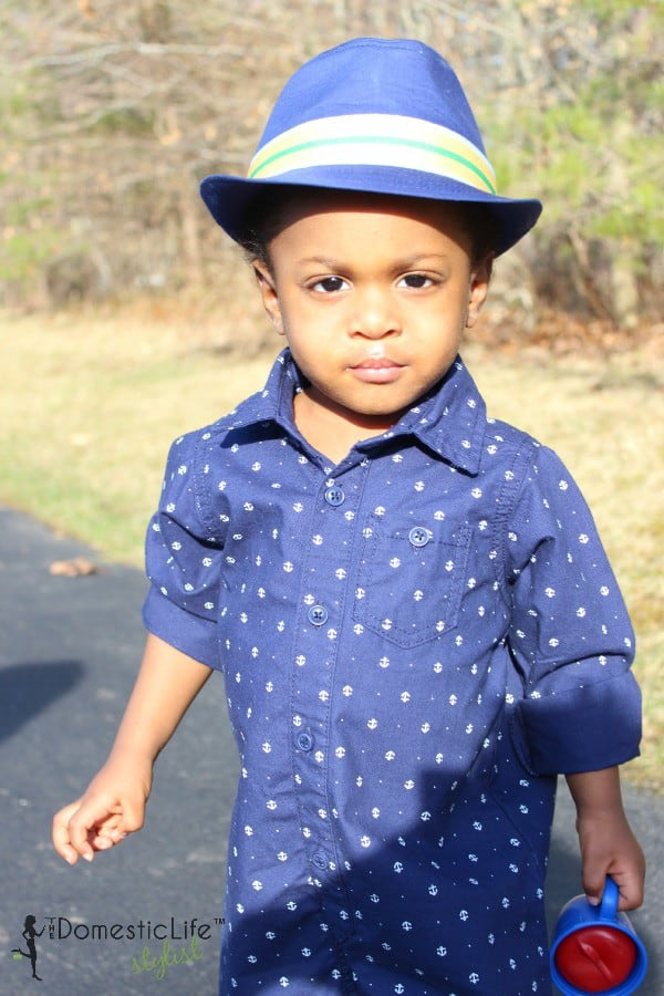 boys fedora hat