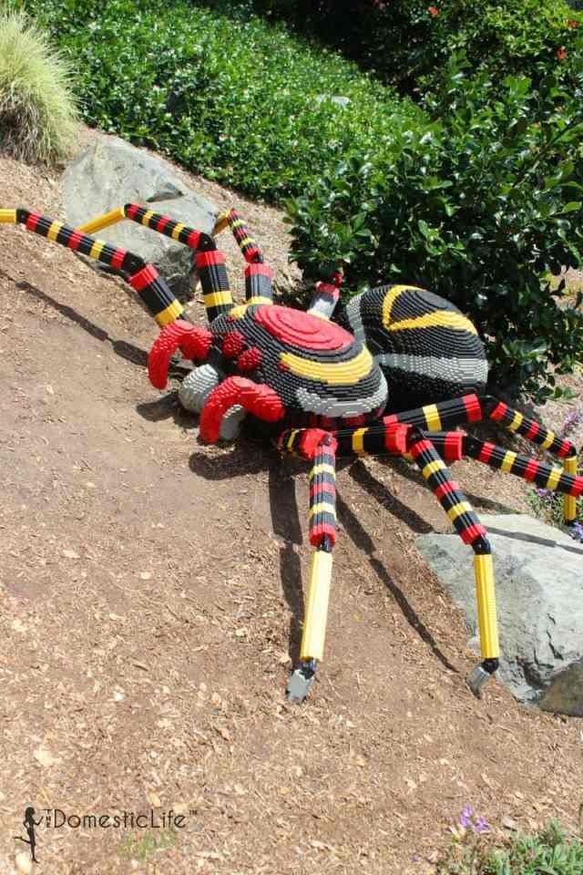 legoland tarantula