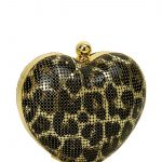 charity heart minaudiere