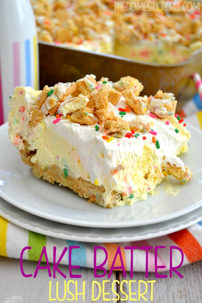 Fluffy Butter Cake