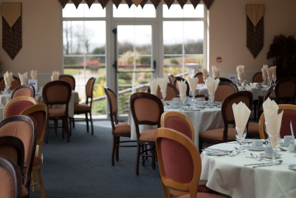 The Orangerie at Beggar's Reach Hotel, where the teaching happens!