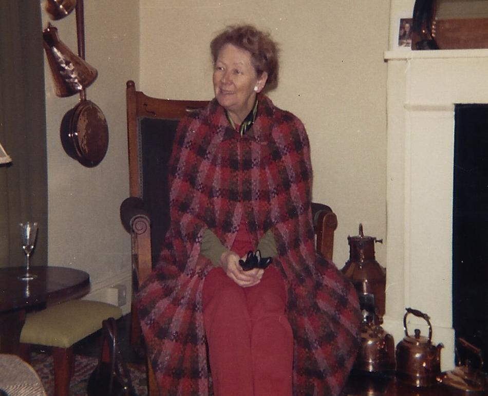 Hilary, Dec 1972