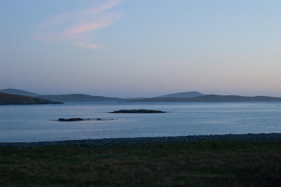 I will be back soon, Shetland!