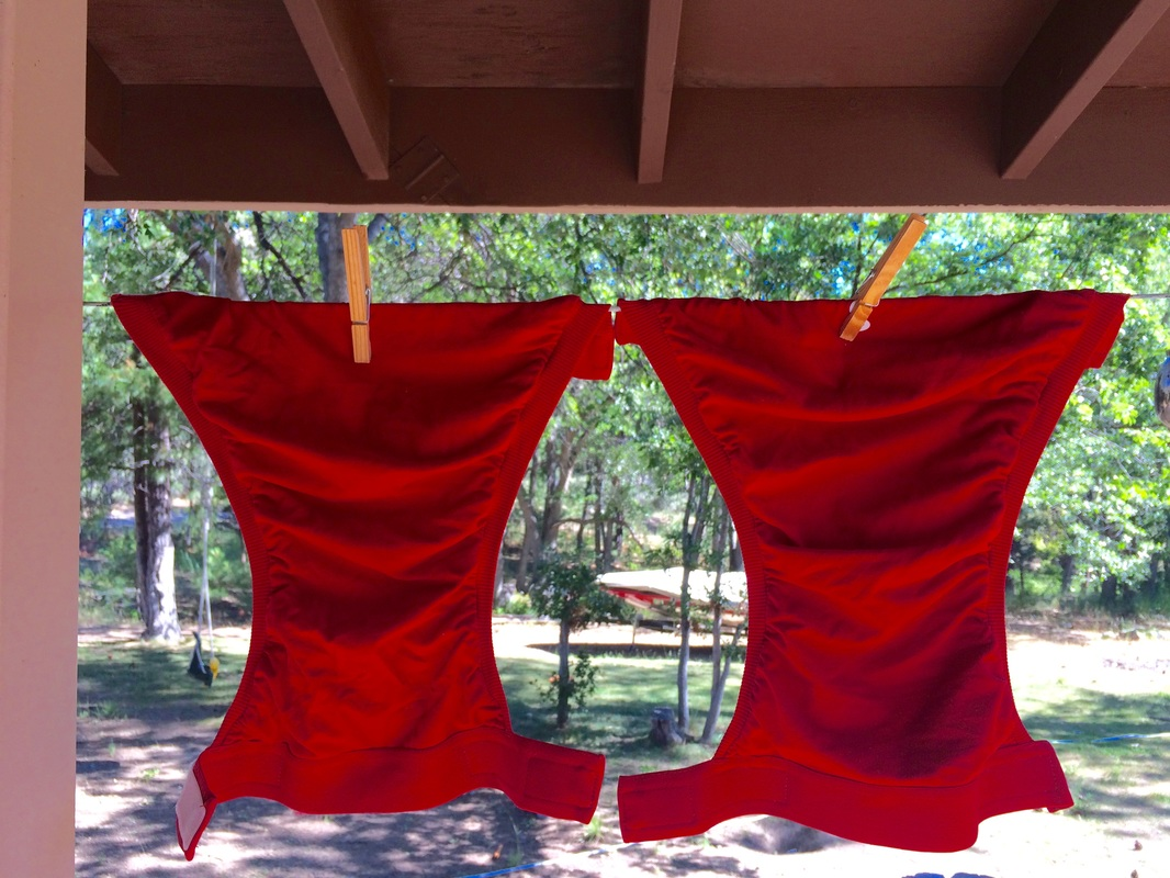 How to Hang Laundry On the Line the RIGHT Way + the BEST Detergent!