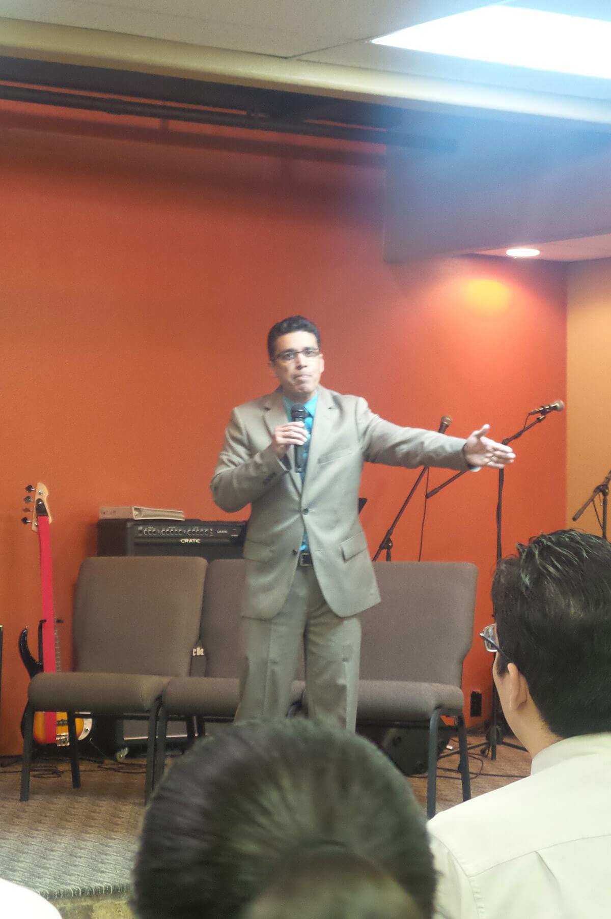 Pastor Rubi Revival