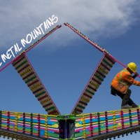 Building a Carnival: Brooks, Alberta