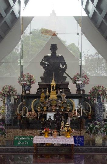 Ayutthaya with Burmese-1