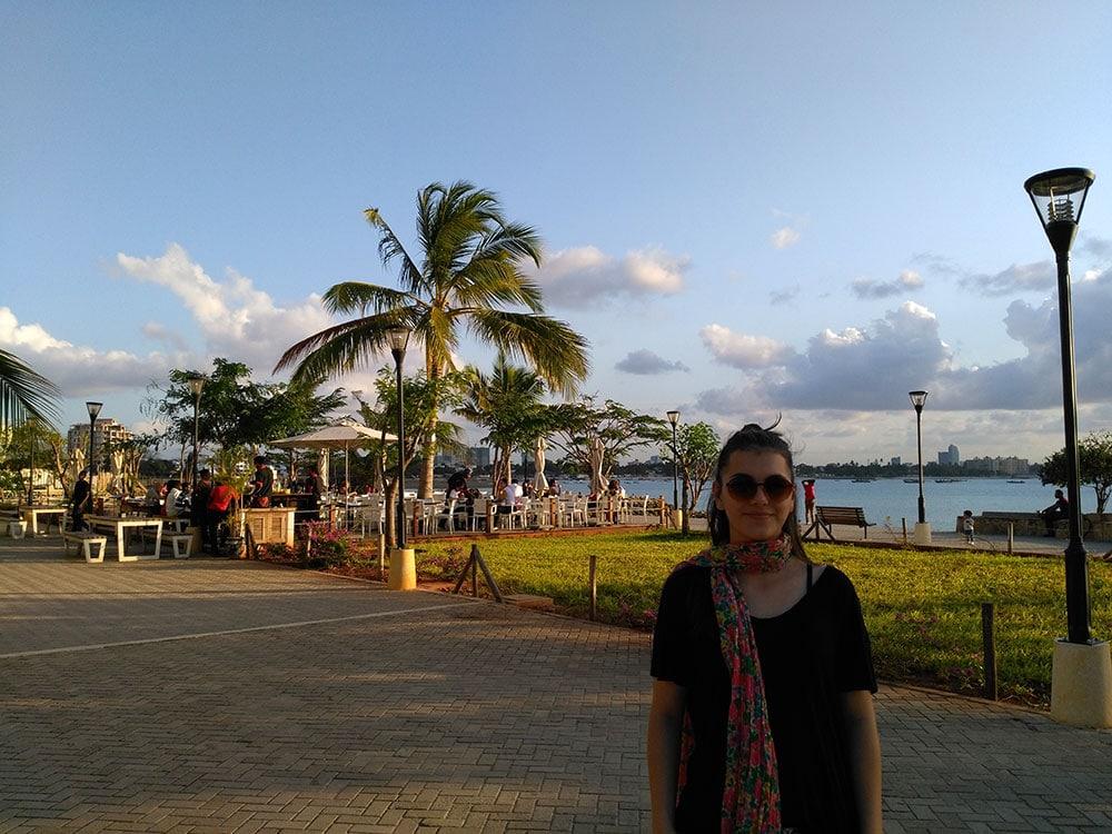 Dar es Salam Peninsula