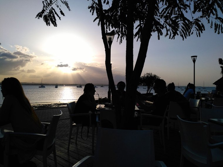 Sunset Dar es Salam
