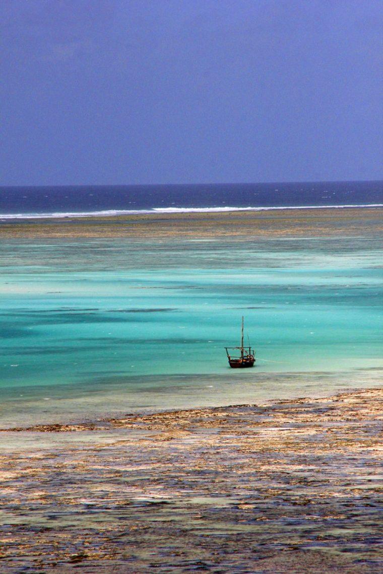 Beach in Sansibar