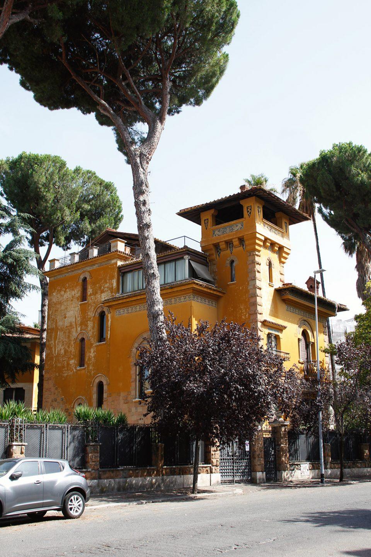 Rom Geheimtipp: Quartiere Coppedé