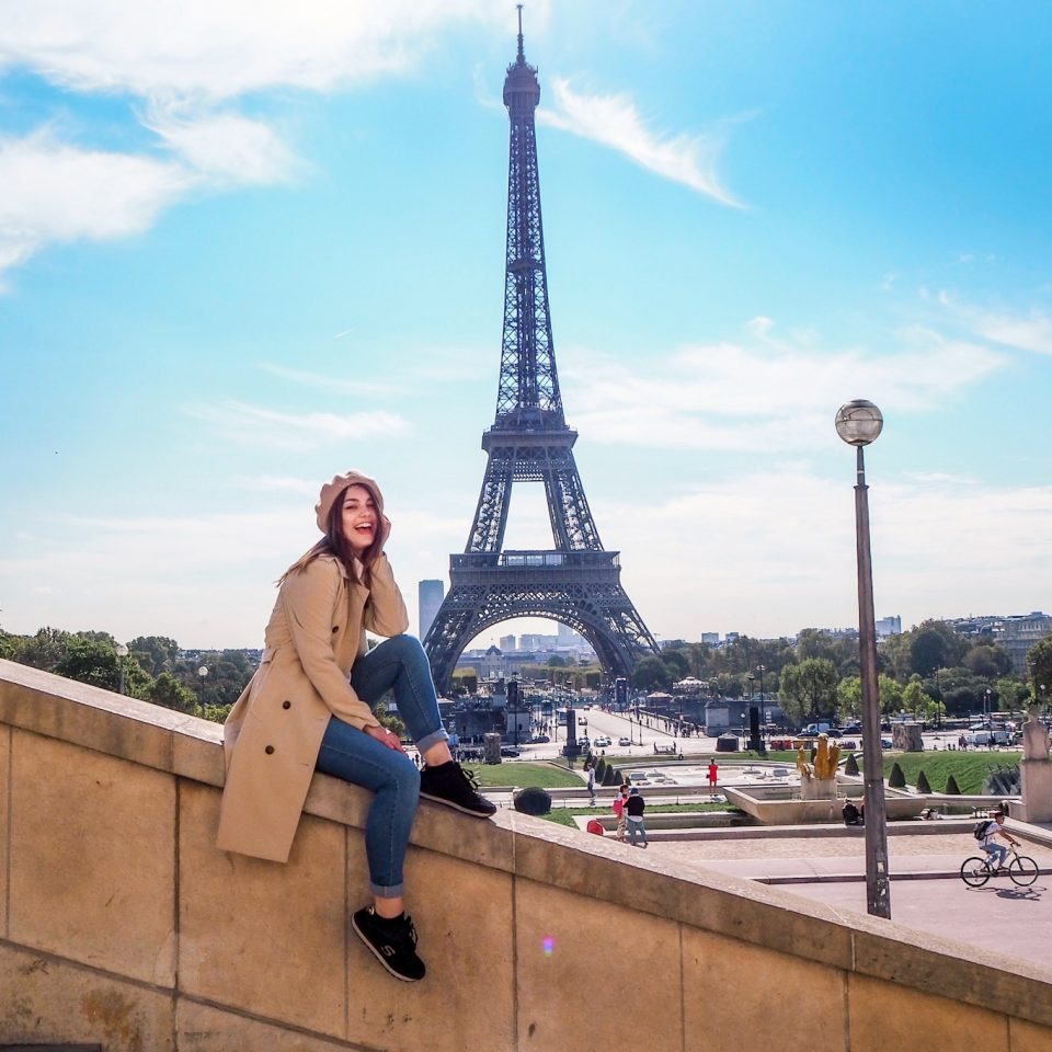 Parisian Style Essentials: Trenchcoat