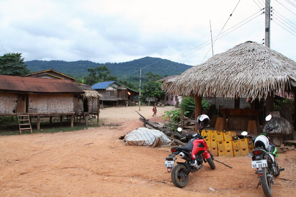 Village in Lao