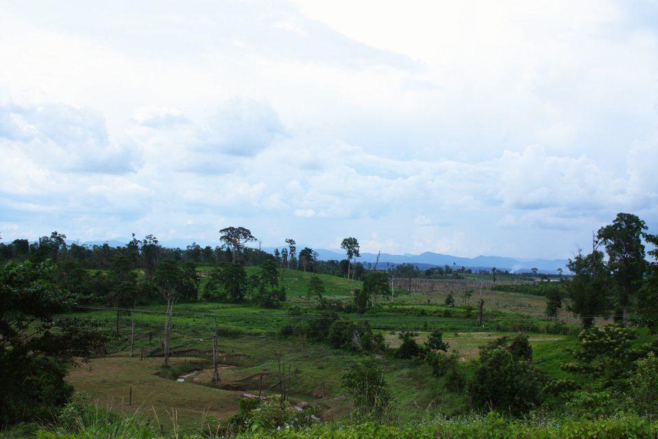 Thakhkek Landscape Lao