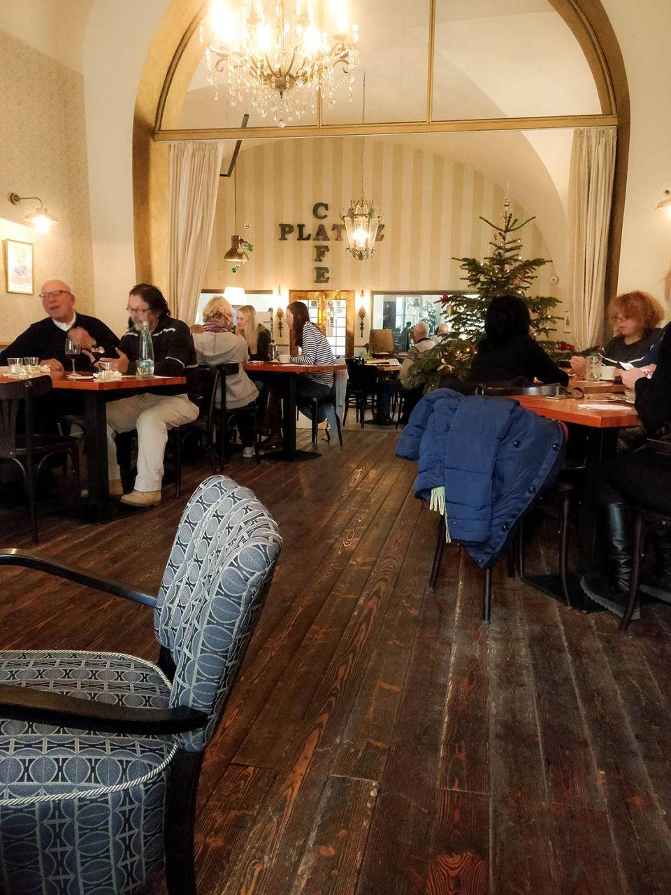 Cafe Platyz