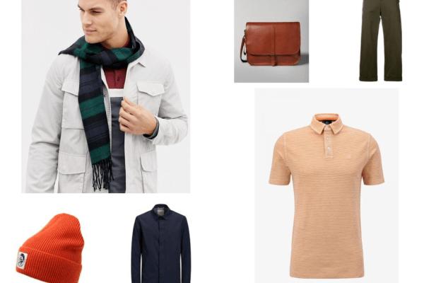 Männermode Trends 2019