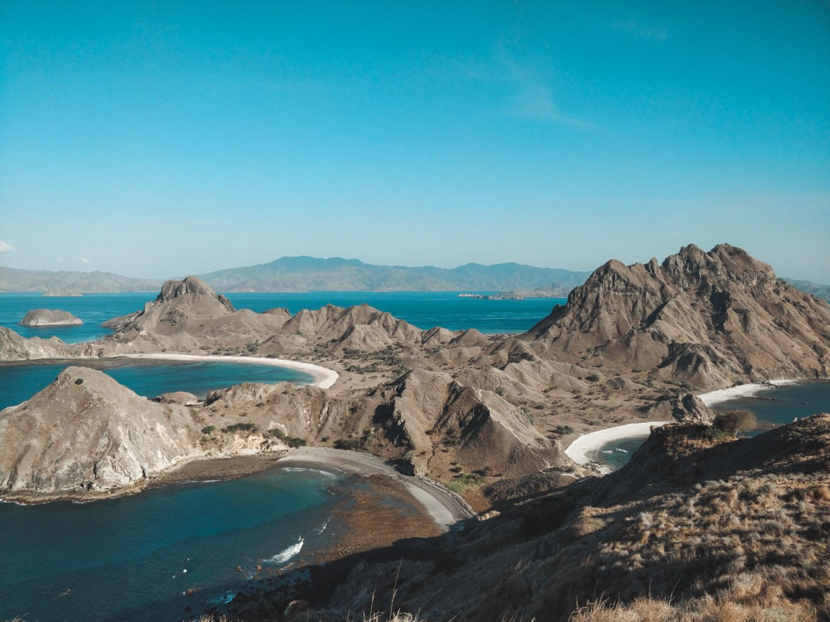 Flores Travel Guide: Pulau Padar