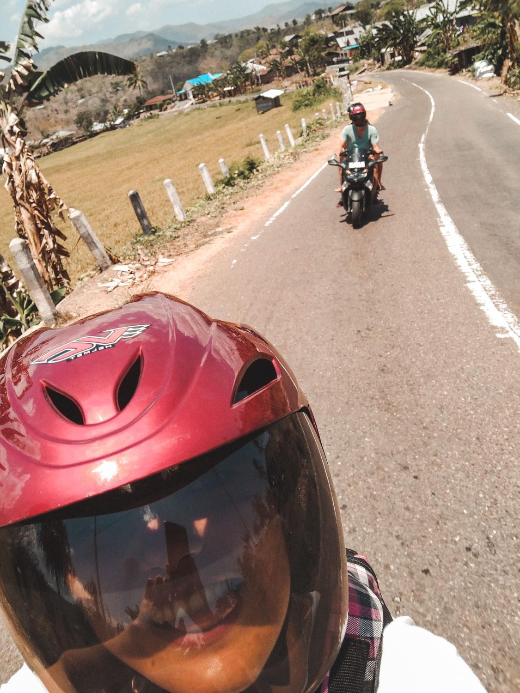 Auf dem Weg nach Wae Rebo