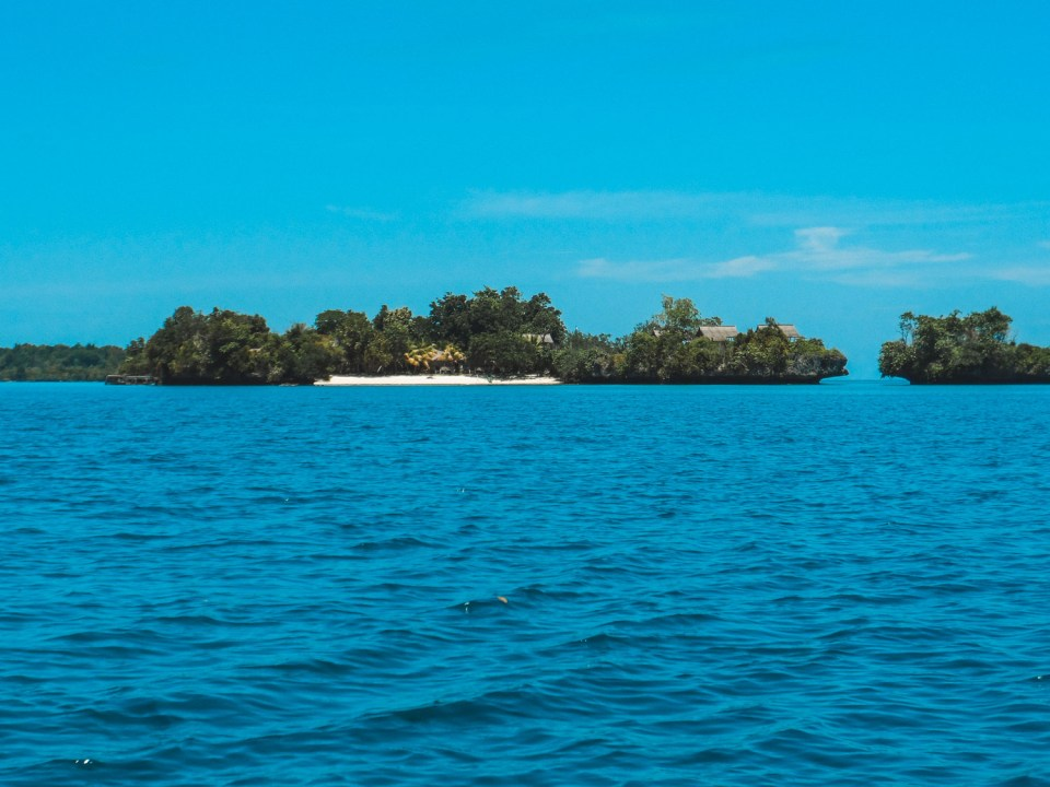 Beautiful Togian Islands
