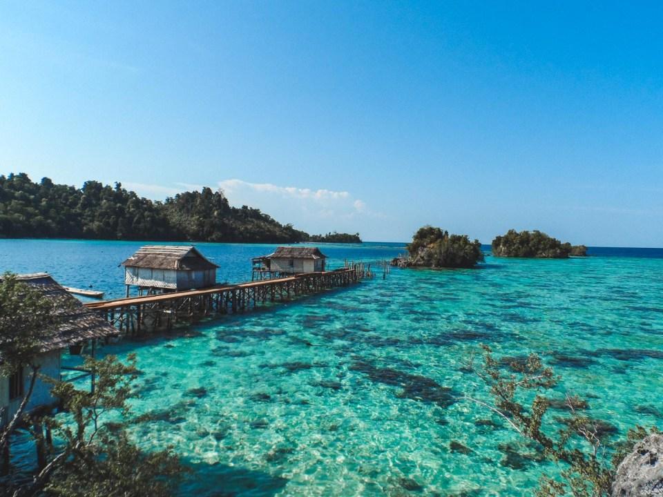 Bajio Village auf den Togian Islands