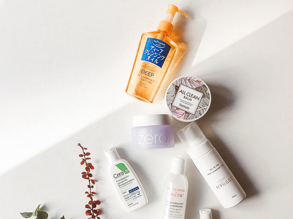 Skincare Cleansing
