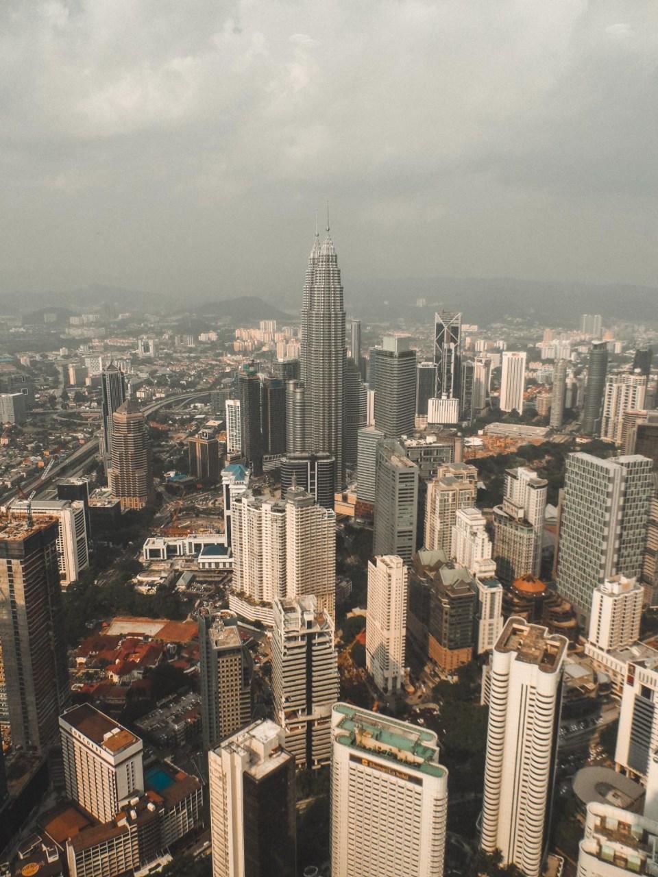 Fernsehturm Kuala Lumpur Sehenswürdigkeiten