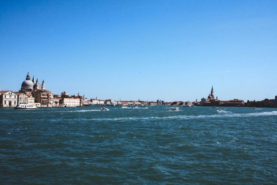 Venedig Reisetipps: Guidecca