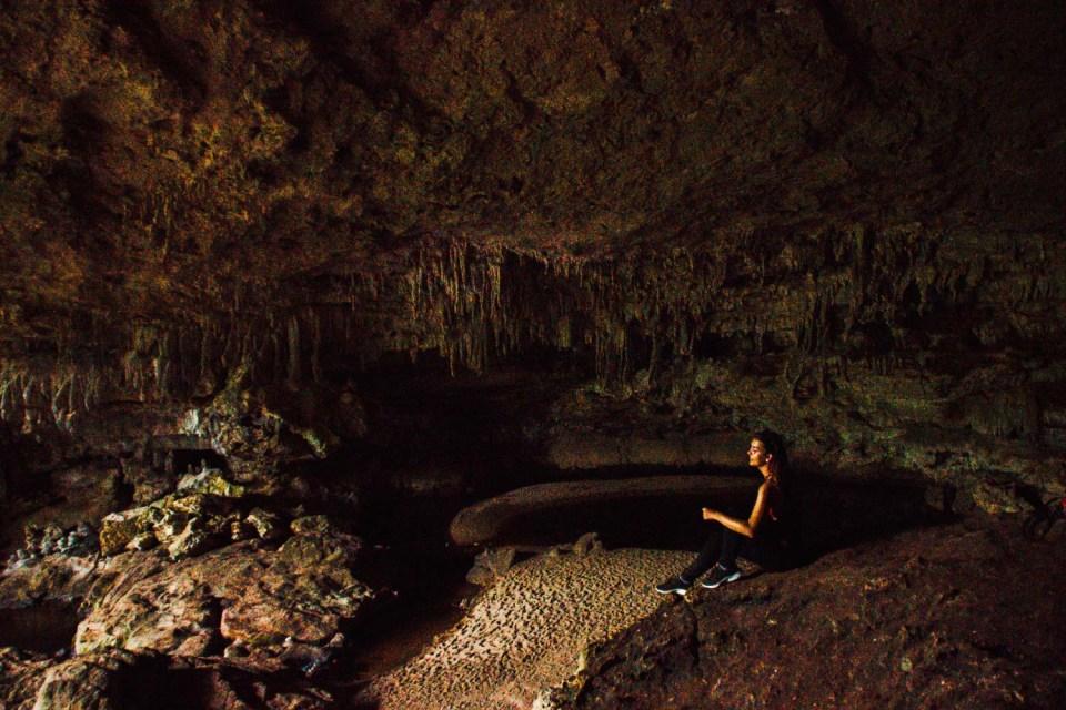 Rio Frio Cave bei San Ignacio