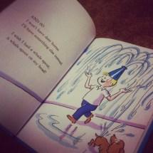 I Wish That I Had Duck Feet Book