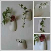 Vertical Vases ~ Wendy Jung Ceramics