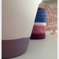 Dip-Dye Effect | Flowerpot