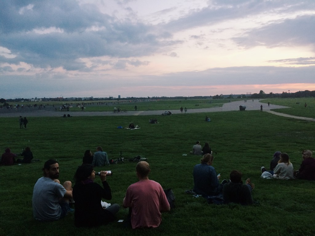 Critical Mass tempelhof
