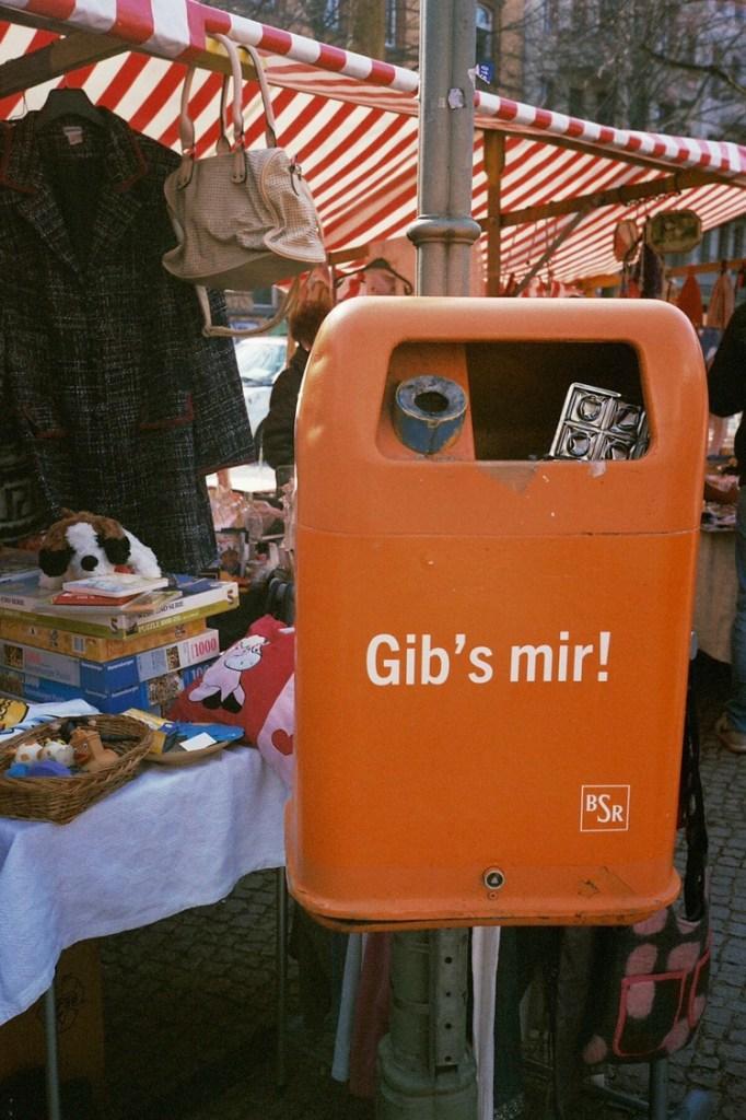 kreuzberg flea market