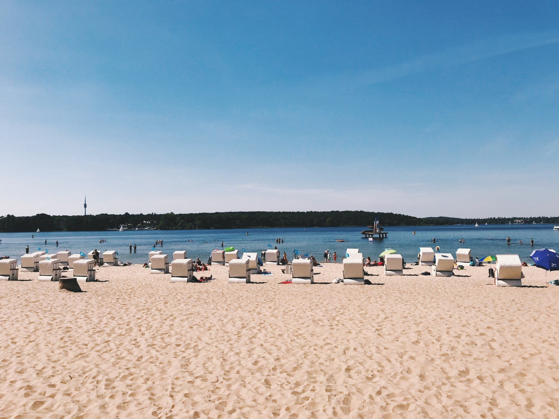 Beach view - summer playlist