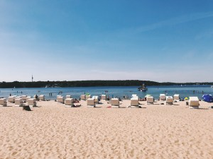 Beach view - summer playlist